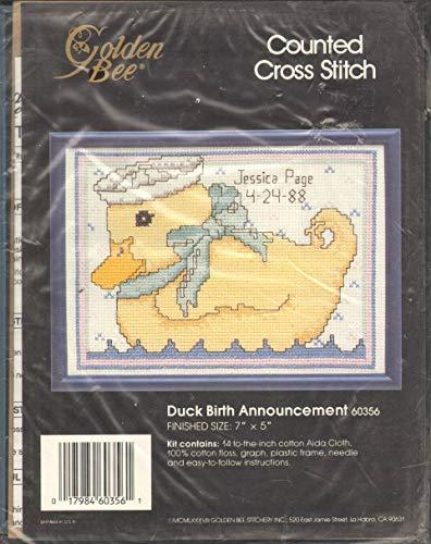 - Duck Birth Announcement
