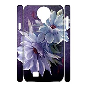 HEHEDE Phone Case Of Painting Flower for Samsung Galaxy S4 I9500