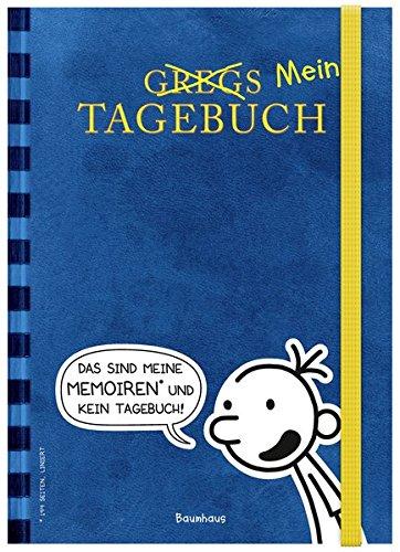 Gregs  Mein  Tagebuch  Blau   Gregs Tagebuch