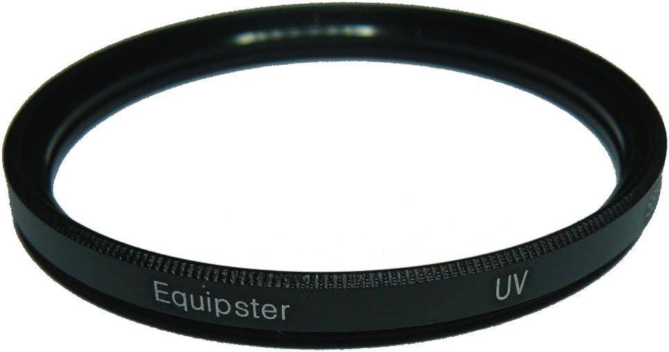 equipster Filtro gris/filtro de densidad neutra para Nikon Coolpix P900, incluye protector de pantalla a juego