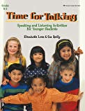 img - for Time for Talking: Speaking and Listening Activities for Younger Students book / textbook / text book