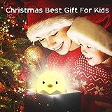 Tecboss Kids Night Light, Birthday Gifts Presents
