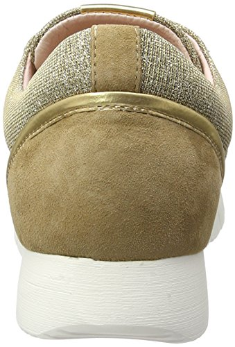 Unisa Bomba_ti, Sneakers Basses Femme Or (Goldy)