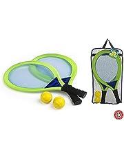 COLORBABY Set 2 Raquetas Tenis Red 52cm