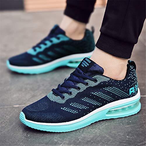 Course Fitness Shoes B Gym Running Chaussures De Sneakers Bleu Outdoor Baskets Sports Homme Femme wqTpzPzI