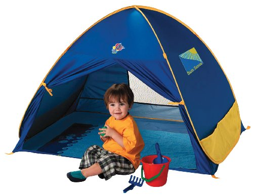 - Schylling UV Play Shade, SPF 50+, Ultra portable