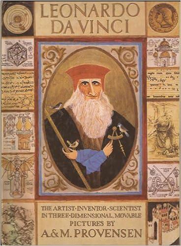 leonardo da vinci 1452 1519 the artist inventor scientist in three dimensional movable pictures