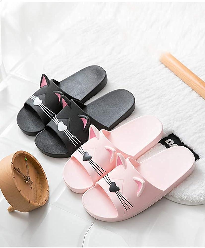 Scarpe da Spiaggia e Piscina per Ragazzi e Ragazze Estate Pantofole Antiscivolo Ciabatte da Bagno Sandali a Punta Aperta Adulti e Bambini