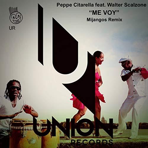 Me Voy (feat. Walter Scalzone) [Mijangos en la Rumba Mix] (Rumba Mix)