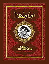Image of the product Habibi   Pantheon Graphic that is listed on the catalogue brand of Pantheon Books.