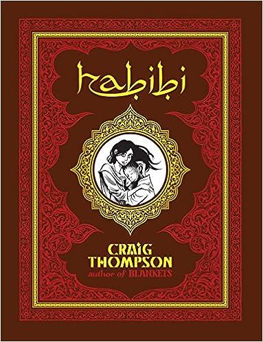 Habibi Craig Thompson Ebook