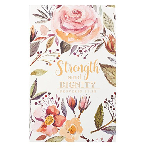 Strength and Dignity Flexcover Journal - Proverbs -
