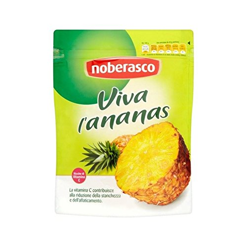 Noberasco Pineapple In Chunks 200g - Pack of 6
