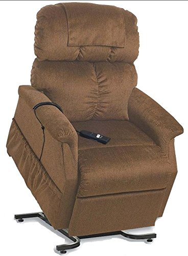 - Golden Technologies PR-501M Comforter Series Lift Chair - Size Medium - Color Pearl