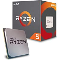 AMD Ryzen 5 2600 3.4GHz 6-Core Desktop Processor