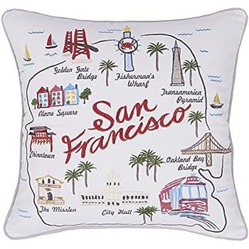 Amazon.com: Queenie - 1 funda de almohada decorativa de lino ...