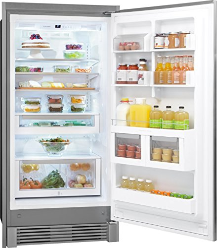 Electrolux IQ Touch 32'' Built-in All Refrigerator EI32AR80QS & All Freezer EI32AF80QS with TRIMKITSS2 by Electrolux (Image #2)