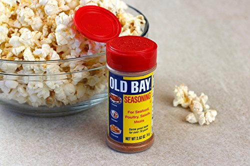 OLD BAY Seafood Seasoning, 2.62 oz (Case of 12) by Old Bay (Image #3)