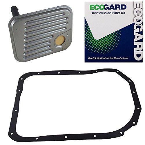 ECOGARD XT1202 Transmission Filter Kit for 1991-1996 Chevrolet K2500, 1991-1996 P30, 1991-1996 C3500, 1991-1996 C2500, 1991-1996 C1500, 1991-1996 K1500, 1991-1996 G30, 1991-1996 K3500 by EcoGard
