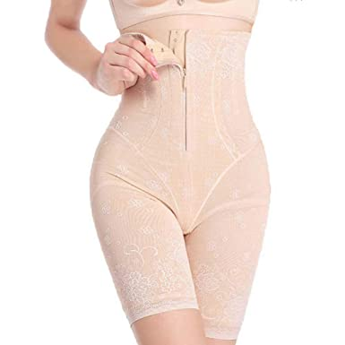 707ae9c220b2c ASO-SLING Womens High Waist Control Panties Thigh Slimmer Bodysuit Boyshort  Pant at Amazon Women s Clothing store