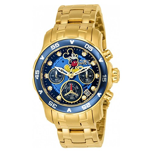 Invicta Disney Limited Edition Chronograph Ladies Watch 24130