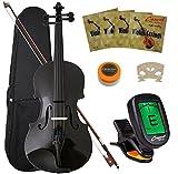 Best Crescent Violins - Crescent 4/4 Full Size Student Violin Starter Kit Review