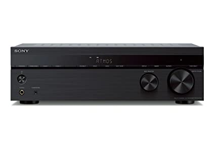 Sony STRDH790 CEK 7 2 Channel Dolby Atmos/DTS: X 4K HDR AV Receiver - Black