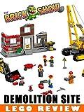 LEGO City Demolition Site Review (60076)