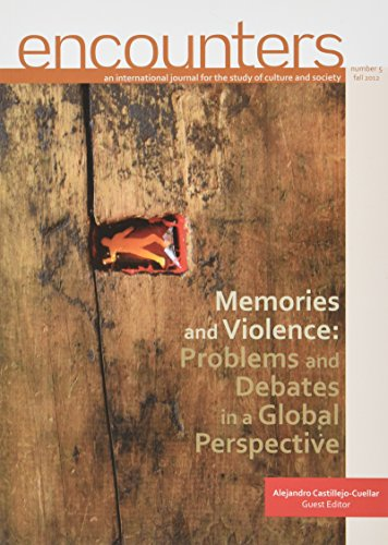 Memories and Violence (Encounters) by Zayed University Press