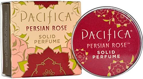 PACIFICA Persian Rose Solid Perfume, 0.33 OZ