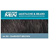 Just For Men Color Gel for Moustache Beards and
