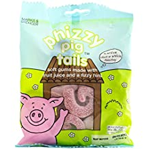 Marks & Spencer   Percy Pigs Phizzy Pig Tails Fruity Soft Gums With a Fizzy Hint   2 x 170g Bags   REDUCED FOR BLACK FRIDAY SALES WEEK!