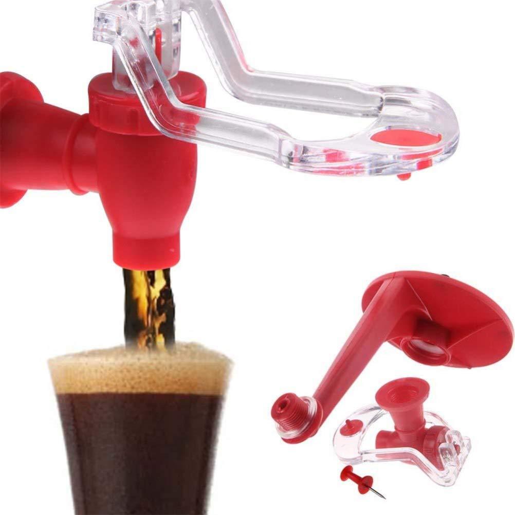 Distributeur de boisson durable Getr/änk pour robinet de soda Cola Distributeur de boissons K/üchenhelf K/ühler Wasserspender