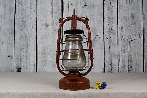 old kerosene lamps - 8
