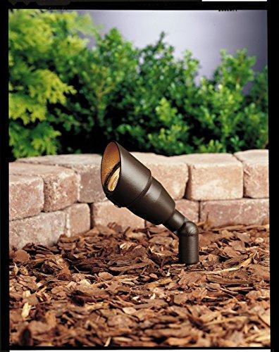 Textured Architectural Bronze Transformer - Kichler 15374AZT Landscape 7.5