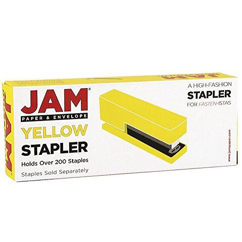 JAM Paper Colorful Staplers - 6