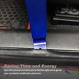 GLK Auto Trim Removal Tool Kit Door Clip Panel