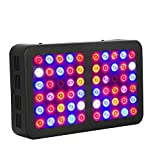 Cheap Exulight LED Grow Light, 300W Indoor Plant Light Full Spectrum with UV&IR for Greenhouse Hydroponic Indoor Plants Veg and Flower