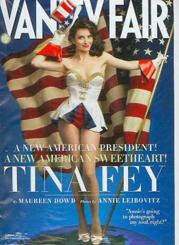 Vanity Fair January 2009 Tina Fey