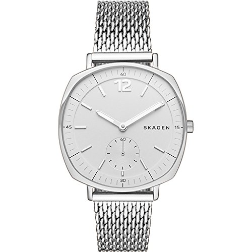 Skagen Women's SKW2402 Rungsted Stainless Steel Mesh Watch (Skagen Stainless Steel Watch compare prices)