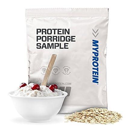 MyProtein Protein Porridge Gachas de Avena, Sabor Vainilla - 50 gr