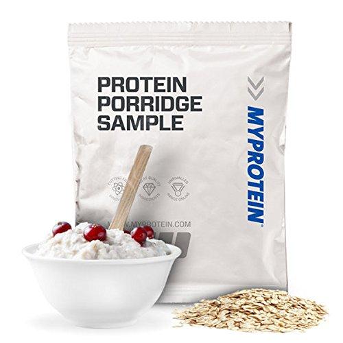 MyProtein Protein Porridge Gachas de Avena, Sabor Vainilla - 50 gr: Amazon.es: Salud y cuidado personal