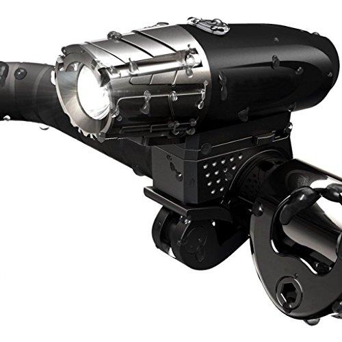 Sora Luz Delantera de Leds para Bicicleta Resistente al Agua con 4 Modos de Uso Batería Recargable hasta 10 hrs de Duración. Compatibilidad Universal.
