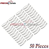PRECISE CANADA: SET OF 50 DENTAL EXTRACTING FORCEPS #MD4 DENTAL EXTRACTION INSTRUMENTS