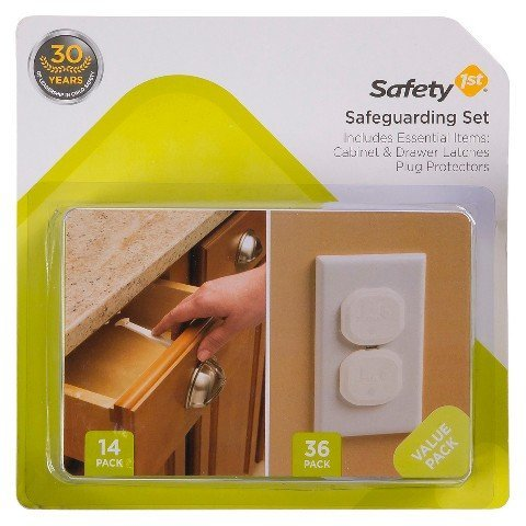 Safety 1st Home Safeguarding Set - White
