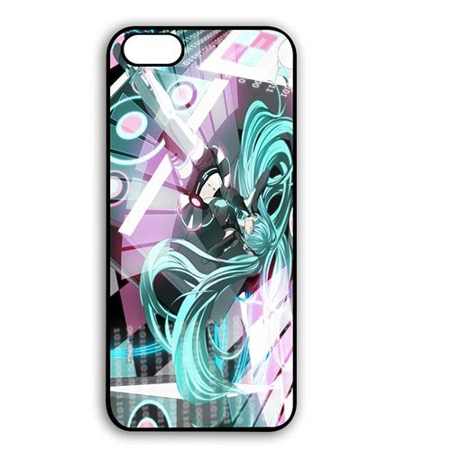 Coque,Miku And Kaito Design Case Cover Cover for Coque iphone 6 4.7 pouce Durable Snap On Case Cover With Best Plastic - Beautiful Coque iphone 6 Phone Case Cover for Girly