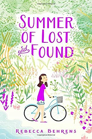 book cover of The Summer of Lost and Found