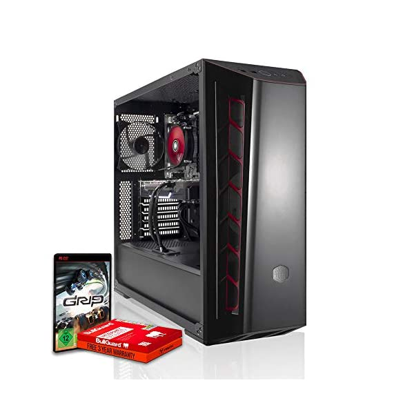 Gaming PC AMD FX-8370