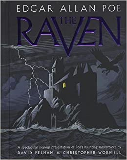 The Raven: A Pop-Up Book: Amazon.co.uk: Edgar Allan Poe ...