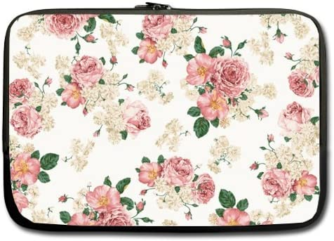 13 to 15 sizes Winter Berries Floral Laptop Case for Laptops or Macbook Air  Pro  Retina